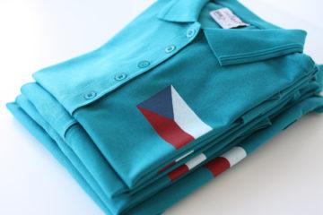 Týmová trička II