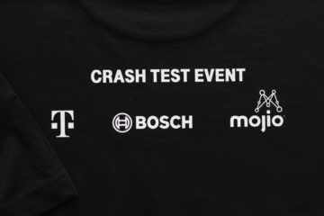 Crash test event