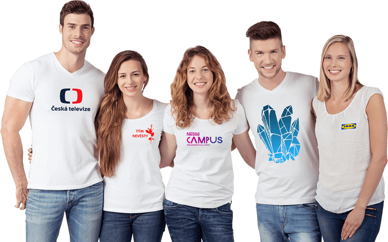 TopTrika.cz - Digitální potisk triček